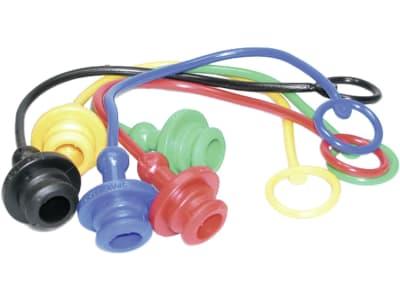 Staubschutz für Kupplungsmuffen Standard, Kunststoff, diverse Farben, BG 03