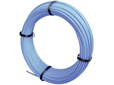 Polyamidrohr DIN 73378, blau, 100 m, Meterware