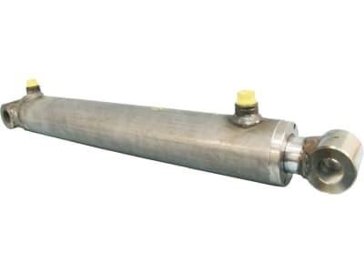 """Schema Hydraulikzylinder """"SQB6030"""", doppeltwirkend mit Querbuchsen, Ø Zylinder 70 mm, Ø Kolben 30,0 mm"""