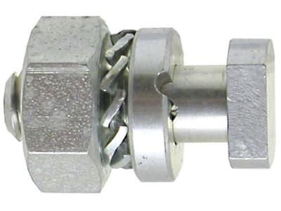Stoppzugklemme für Stoppzug bis 2 mm Drahtstärke