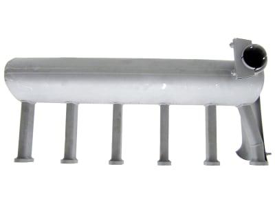 Schalldämpfer, Auslass 59 mm, Länge 665 mm, für Deutz 8006, 9006, 10006