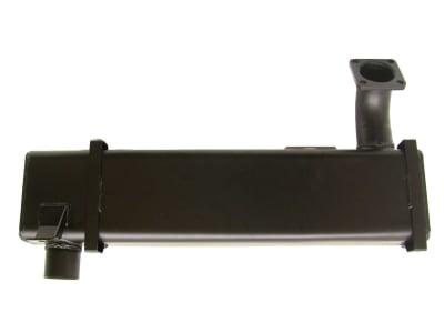 Schalldämpfer, Auslass 60 mm, Länge 635 mm, für Renault 95-12, 95-14, 103-12, 103-14, 106-14