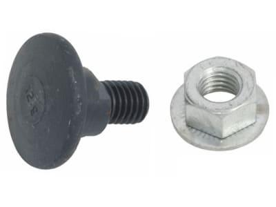 Industriehof® Schraube M 10 x 1,5 x 23,5 - 12.9 ohne Sicherungsmutter für Kuhn: GMD 44, 55, 66, 80-3004