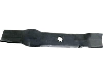 Rasenmähermesser Länge 432 mm, ZB sternförmig, 7-zackig, für John Deere