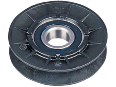 Spannrolle Ø außen 73 mm, Höhe 15,9 mm, Kunststoff, für John Deere, Sabre, Scotts