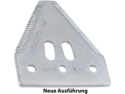 """Schumacher Messerklinge """"Pro Cut"""" 80 x 76 x 2,7 mm, für Schumacher, fein (14 tpi)"""