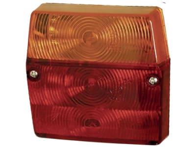 """Aspöck® Lichtscheibe """"Minipoint"""", Brems-, Blink-, Stand- und Kennzeichenlicht"""