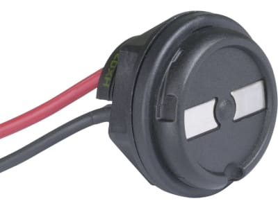 """Herth + Buss Steckdose """"MagCode Power System Pro"""" 12 V 25 A, 51 306 107"""