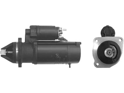 "Letrika Anlasser ""IS0956/AZE1209"", 12 V, 0,9 kW, 10 Zähne"