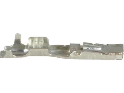 "Herth + Buss Crimpverbinder ""Kostal MLK 1,2 m"" Flachsteckhülse 1,2 x 0,6 mm, Kabel 0,75 – 1 mm², versilbert, 50 253 444"
