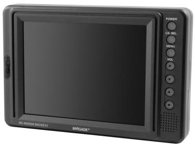 "Brigade® Monitor ""BE-856GM"" 5,6 "", farbig (RGB) 640 x 480 Pixel, 3756"