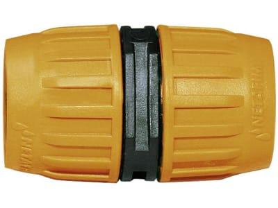 NETAFIM™ Schraubverbinder kurz für dickwandige Tropf- und PE-Rohre  (Beutel á )
