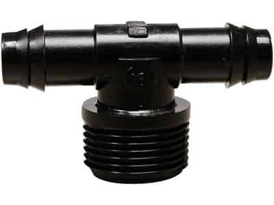 """NETAFIM™ T-Verbinder 16 mm 3/4"""" AG (Beutel á 1 Stück)"""