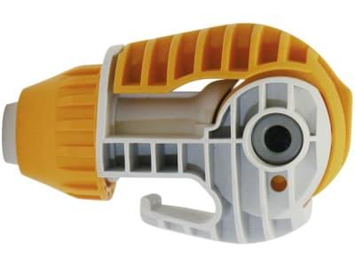 NETAFIM™ Endverschluss für dickwandige Tropf- und PE-Rohre mit Spülventil