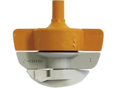 NETAFIM™ Microsprinkler SpinNet™ FLT Wurfwinkel flach   (Beutel á )