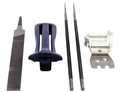 """Husqvarna® Sägeketten-Schärfset .325"""", für Sägekette H21, H22, H23, H25 (Sägekettenfeile 4,8 mm), 5056981-25"""