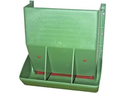 Futterautomat 100 l Kunststoff für Mastschweine