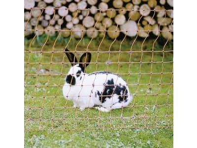 """Kaninchenzaun """"Euro Netz"""" 65 cm/50 m, stromführend"""