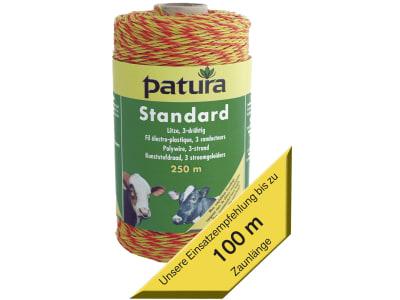 "Patura Litze ""Standard"" 250 m, 180000"
