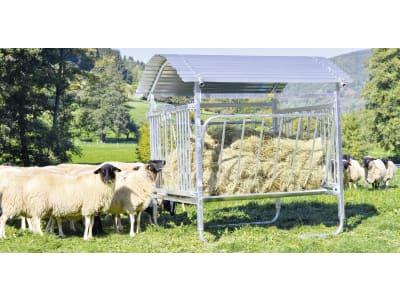 Patura Viereckraufe für Schafe, 373513