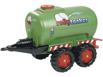 """Rolly Toys® Anhänger """"Tanker"""" grün, 2-achsig, mit Auslaufhahn, 12 265 3"""