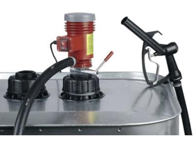 "Samoa-Hallbauer Dieselpumpe ""Dieselmatic® Plus 35 E"" 230 V Kunststoff-Zapfpistole"