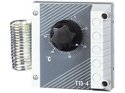 "Thermostat ""T 15-4"" 230 V; 400 V/50 – 60 Hz, 10 A"