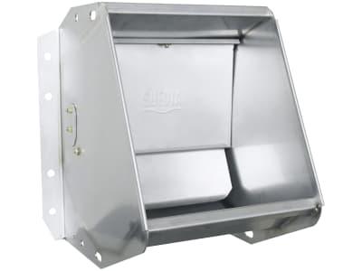 """Suevia Tränke """"Mod. 500"""" mit Messingventil, Edelstahl V2A, für 15 bis 20 Milchkühe und Rinder, Ringleitungen, 130.0500"""