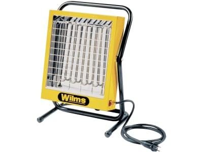 "Wilms Infrarot-Heizgerät ""IR3"" 3,0 kW, Elektro, 2900020"
