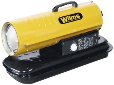 """Wilms Heizkanone """"B 70"""" 20,5 kW, Öl, 1021070"""