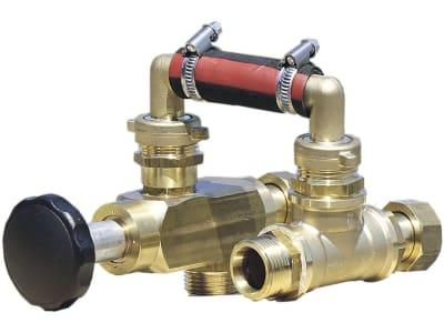 """Kömag® Überdruck-Umlaufventil für Zapfwellenpumpe """"WP 301"""""""