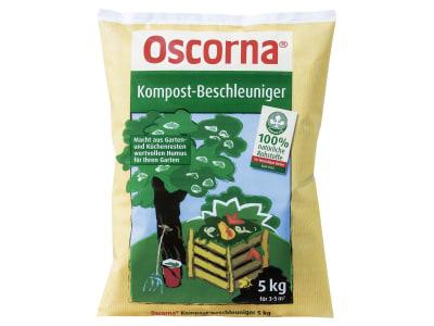 Oscorna® Kompost-Beschleuniger Bodenhilfsstoff zum Kompostieren von Garten- und Küchenabfällen 5 kg Sack