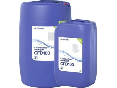 """DeLaval Melkanlagenreiniger """"CFD100"""", alkalisch, flüssig, chlorfrei"""