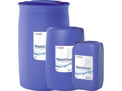 """DeLaval Melkanlagenreiniger """"Basix Clean"""", alkalisch, flüssig, mit Chlor"""