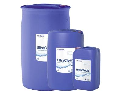 """DeLaval Melkanlagenreiniger """"Ultra Clean"""", alkalisch, flüssig, mit Chlor"""