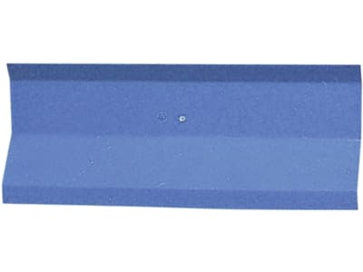 DeLaval Gülleschieber 35 cm, Kunststoff, blau, rechteckig, 97310105