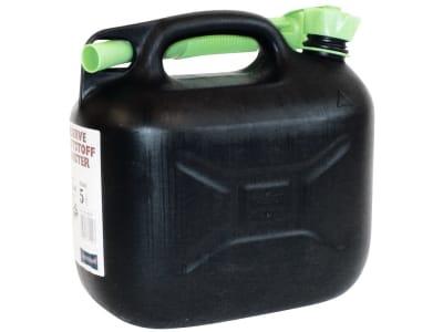 Kraftstoffkanister 5 l Kunststoff, mit Auslaufrohr
