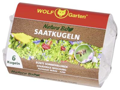 "Wolf-Garten® Natura Bio Saatkugeln ""N-KSO 6"", 3850050"