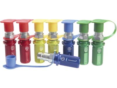 Kennfixx® Hydraulik-Handgriff zur Markierung, ohne Schlauchanschluss