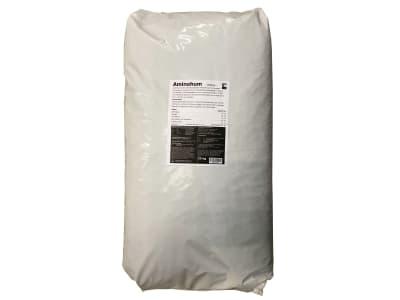 Oscorna® Aminohum Hühnerdünger pelletierter NPK 4+3+3, für Garten, Weinbau, Landschaftsgärtner, Land- und Forstwirtschaft 25 kg Sack