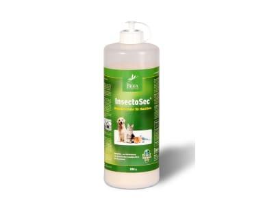 BIOFA InsectoSec® Ungezieferpuder für Haustiere  200 g Flasche