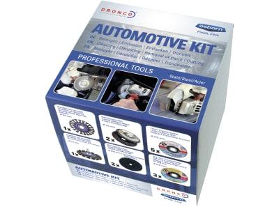 """Osborn® KFZ-Schleifset """"Automotive Kit"""", 15-teilig"""