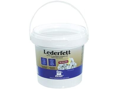 DERBY® Lederfett Lederpflege 500 ml Eimer
