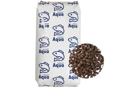 Aqua Eco Pigment 4 mm Bio Fischfutter Forellenfutter 25 kg Sack