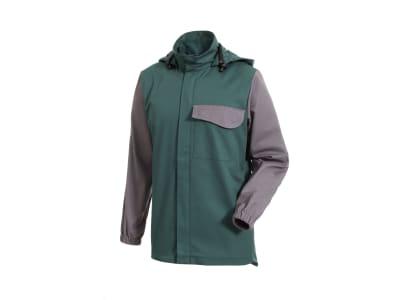 Schutz-Jacke mit Kapuze (Aegis) EN ISO 27065-2017