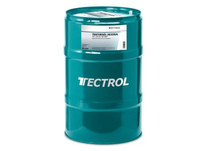 TECTROL TRAKTORENÖL UNIVERSAL 60 l Fass SAE 15W-30 – SAE 80W  Multifunktionsöl (UTTO / STOU)