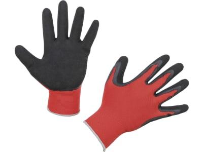 """Keron Handschuh """"SmoothGrip"""" Gr. 9, Polyester-Feinstrick (13 Gauge), Latexschaumbeschichtung, 297573"""
