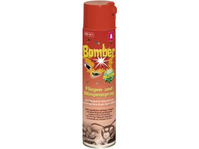 """Cit Insektenspray """"Bomber"""" 600 ml für die Bekämpfung von Fliegen und Wespen sowie anderer fliegender und kriechender Insekten, 299734"""