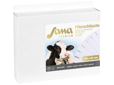 """Sana Milchfilterschlauch """"Sana Premium"""", genäht"""