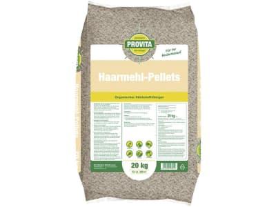 Beckmann Profi Provita Provita® Haarmehl-Pellets  20 kg Sack